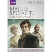 Great expectations: Douglas Booth,Jack Roth,Ray Winstone etc - Marile sperante (DVD)