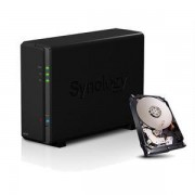 SYNOLOGY DS116 NAS SYSTEM 1-BAY 4TB INKL. 1X 4TB SEAGATE ST4000VN000
