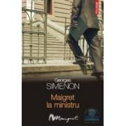 Maigret la ministru - Georges Simenon