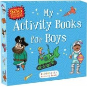 My Activity Books for Boys by Anonymous