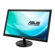 "Monitor ASUS VS247HR, 23.6"", 2 ms, HDMI, VGA, DVI, Black"