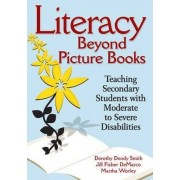 Literacy Beyond Picture Books by Dorothy Dendy Smith