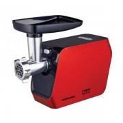 Masina de tocat Heinner MG-2100RD 2100W Cutit inox Rosie