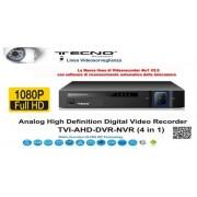 DVR TECNO MODEL TC-AHD-IP-TVI-16 v2.0