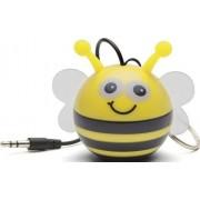 Boxa portabila KitSound Trendz Mini Buddy Bee 2 W
