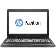"Pavilion Gaming 15-bc200nm 15.6"" FHD Intel Core i7-7700HQ 2.8GHz (3.8GHz) 8GB 1TB 256GB SSD GeForce GTX1050 4GB sivi (1GM76EA)"