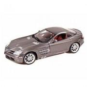 Modèle Réduit - Mercedes Benz Slr Mclaren - Première Edition - Echelle 1/18 : Gris
