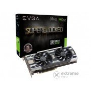 Placa video EVGA nVidia GTX 1070 8GB DDR5 SuperClocked ACX3.0 - 08G-P4-6173-KR