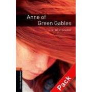 Vv.aa. Anne Of Green Gables (incluye Cd) (obl 2: Oxford Bookworms Librar Y)