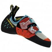 La Sportiva - Women's Oxygym - Kletterschuhe Gr 34,5 schwarz/rot/grau