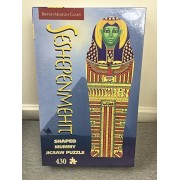 Seshepenmehit Shaped Mummy Jigsaw Puzzle 430 Pieces by british museum games