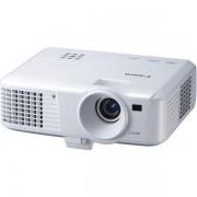 Videoproiector Canon LV-WX300 : WXGA, 1 x HDMI, 2 x VGA, RJ-45, difuzor incorporat - White