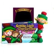 Pop-In-Kins Elf Fun with Christina Marie Bookset Mini (Christina Marie Mini)