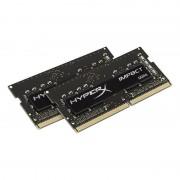 Memorie laptop Kingston HyperX Impact Black 16GB DDR4 2400 MHz CL14 Dual Channel Kit