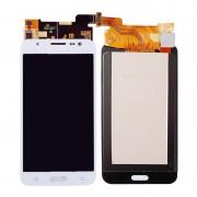 Écran Lcd + Vitre Tactile Répare Samsung Galaxy J5 Sm-J500f Blanc + Outils