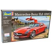 Mercedes-Benz Sls AMG Putrefacción 07100 Bausatz Kit 1/24 Revell Modellauto Modelo Auto