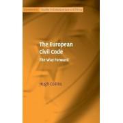 The European Civil Code by Hugh Collins