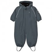 Mikk-Line Snow Suit Solid Dark Slate 74 cm