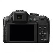 Panasonic Lumix DMC-FZ200 - Appareil photo numérique - compact - 12.1 MP - 24 x zoom optique - Leica - noir
