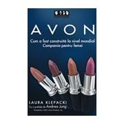 Avon .Cum a fost construita la nivel mondial compania pentru femei- Brandbuilders .