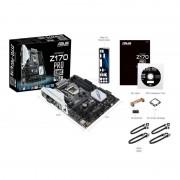 PŁYTA ASUS Z170-PRO /Z170/DDR4/SATA3/SE/M.2/USB3.1/PCIE3.0/S.1151/ATX