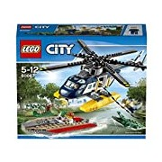 LEGO City Police 60067: Helicopter Pursuit