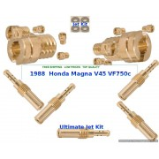 Ultimate Jet kit for the 1988 Honda Magna V45 VF750c