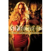 SPECIES 4 THE AWAKENING DVD 2007