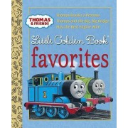 Thomas & Friends Little Golden Book Favorites by Britt Allcroft