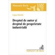 Dreptul de autor si dreptul de proprietate industriala.