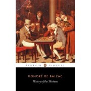 History of the Thirteen by Honore de Balzac