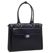 Laptop Bag - Winnetka Black