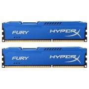 Kingston DDR3 16GB 1600 CL10 HyperX Fury Blue Kit (HX316C10FK2/16)