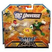 DC Universe Action League White Lantern Sinestro vs Green Lantern 2pk Mini Figures by DC Comics