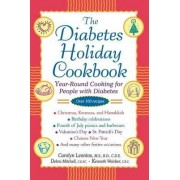 The Diabetes Holiday Cookbook by Carolyn Leontos