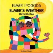 Elmer's Weather (arabic-english) by David McKee