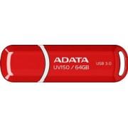 USB Flash Drive ADATA DashDrive Value UV150 USB 3.0 64GB Red