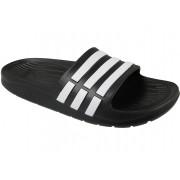 adidas Duramo Slide K Black,White