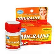 MIGRAINE HEADACHE RELIEF 60 Tablets