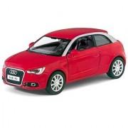 Kinsmart 2010 Audi A1 (Red)