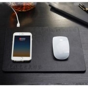 Mousepad Cu Incarcator QI WIreless iPhone Samsung Nokia HTC