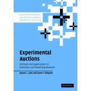 Experimental Auctions by Jayson L. Lusk