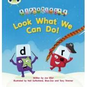Look What We Can Do!: Alphablocks Set 12 by Joe Elliot