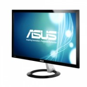 Asus - VX238H - Monitor LED VX238H - 23 inch - LED - 1920 x 1080 pixeli - 15:9 - 250 cd/m² - 80000000:1 - 1 ms - Dimensiune punct 0.27 mm - Unghi vizibilitate 170/160 ° - D-Sub - DVI - 2 x HDMI - 2 x 1.5 W - Negru