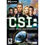 CSI Crime Scene Investigation PC