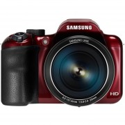 Cámara Digital Samsung Smart EC-WB1100BPRUS 16.2MP 35X -Rojo