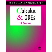 Calculus and Ordinary Differential Equations by David Pearson