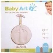 Baby Art - Keepsake. Kit realizare amprenta bebelusi cu snurulet de prindere