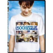 500 DAYS OF SUMMER DVD 2009
