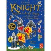 Knight Sticker Activity Book by Mariann Maray